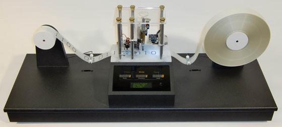 turing machine with tape erasure